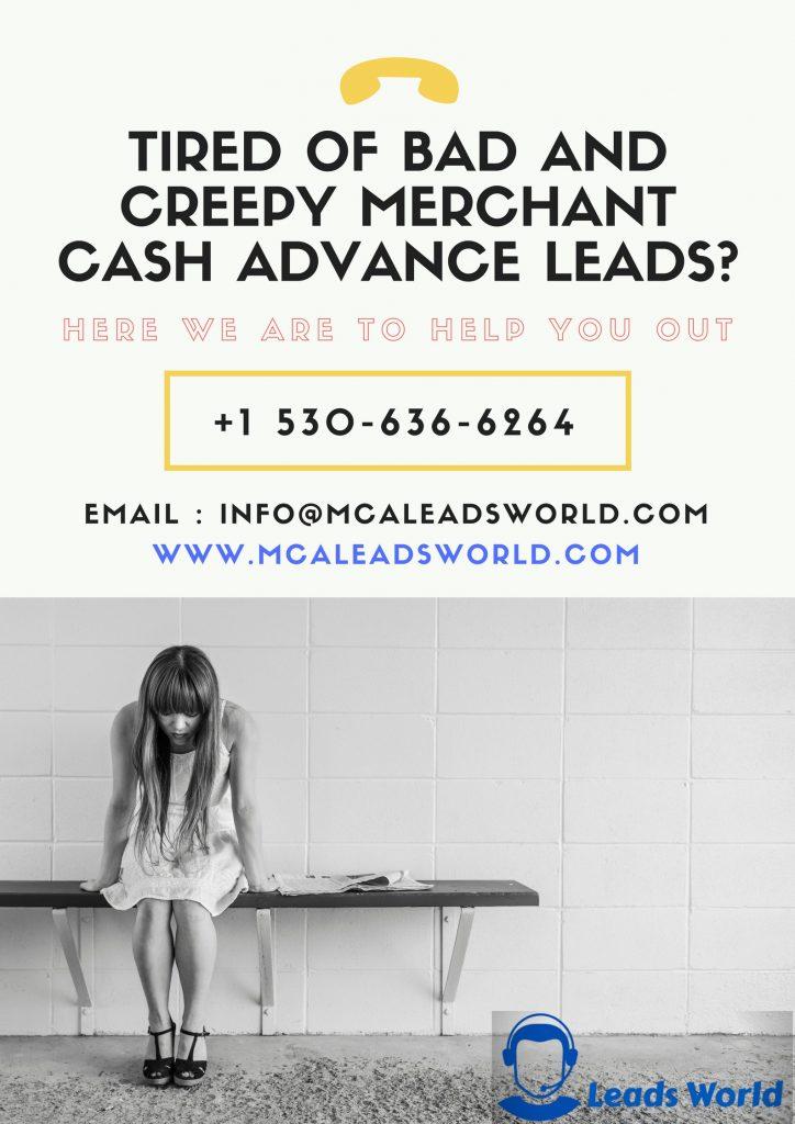 best merchant cash advance leads
