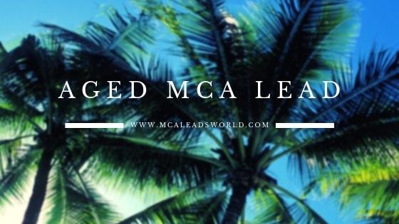 aged mca lead