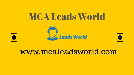 mca live transfer leads